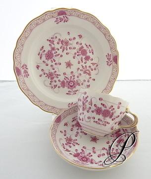 gedeck meissen 1 wahl dekor indisch rot reich porzellan porcelain. Black Bedroom Furniture Sets. Home Design Ideas