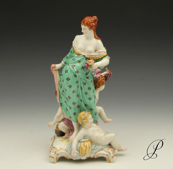 figurengruppe kpm berlin allegorie der vier jahreszeiten porzellan porcelain. Black Bedroom Furniture Sets. Home Design Ideas