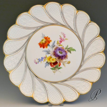 gro e vase meissner porzellan 1 wahl porzellan porcelain. Black Bedroom Furniture Sets. Home Design Ideas