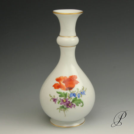 vase nr 3 meissen 1 wahl dekor blume3 porzellan porcelain. Black Bedroom Furniture Sets. Home Design Ideas